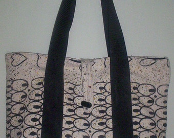 Real Mudcloth Tote