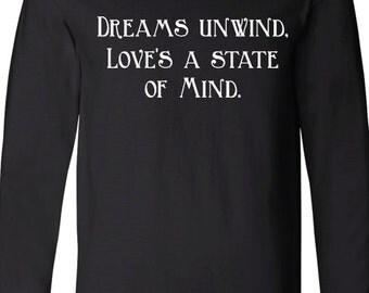 Men's Dreams Tee + Long Sleeve