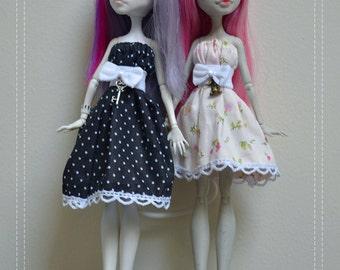 Monster High - Peas/floral dress