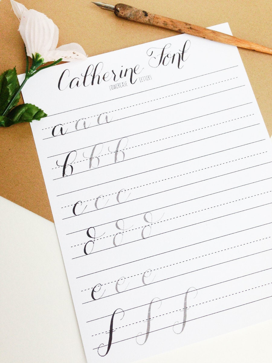 It's just a graphic of Effortless Calligraphy Worksheets Printable