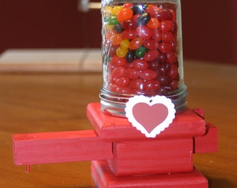 Valentine Candy Dispenser
