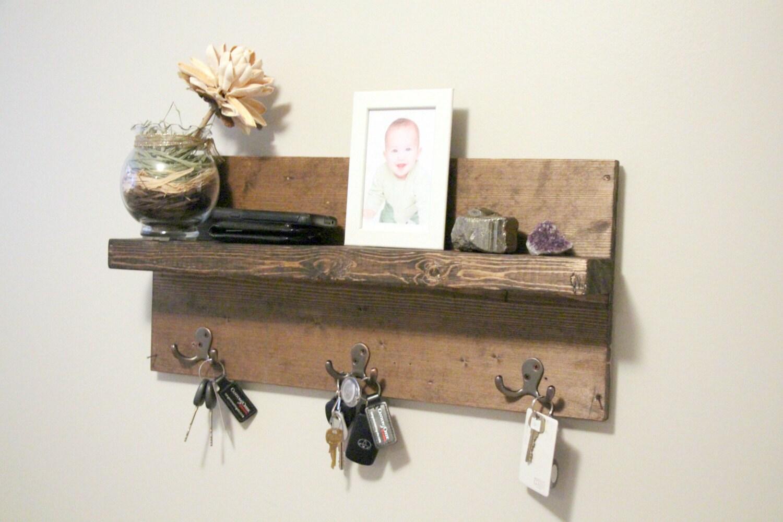 Key Organizer Wall Organizerkey Holder Shelf Entryway