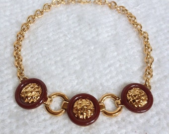 Necklace Marie Claire Paris, vintage but nine, french jewelry, fashionista accessories