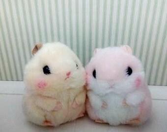 Pet hamster for Blythe