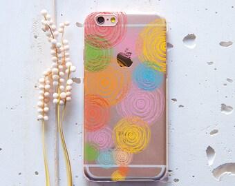 iPhone 5 Case iPhone 6 Case Samsung Galaxy S7 Rubber Case iPhone 6s Case iPod Touch 5 Case Samsung Note 5 Case Transparent Case Colorful 134
