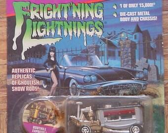 Fright'ning Lightning Boot Hill Express die cast car