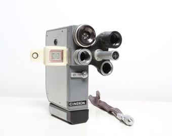 8mm Movie Camera:  Cinekon