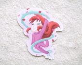 Kurama Sticker - Yu Yu Hakusho