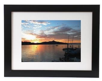 Sausalito Sunrise, Instant Download, Digital Print, Landscape Photographgy, Home Decor Wall Art