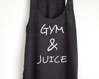 women shirt,women clothing,fashion shirt,gym and juice,black shirt, tank top,women tank top,fitness shirt,workout shirt