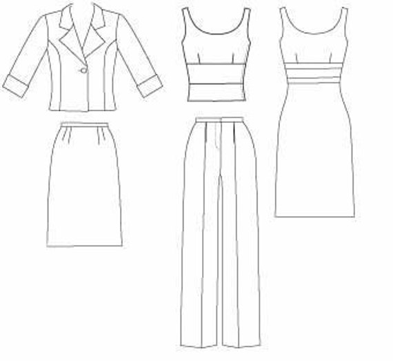 165507355034100621 together with 1930s  2 furthermore 524387950334168983 further Vogue Uncut Pattern 7230 Misses Semi besides Butterick B5333 Paper Pattern Misses. on crochet straight jacket