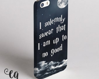 Harry Potter phone case, iPhone, Samsung Galaxy, full wrap around premium edition phone case