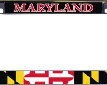 Maryland Flag 3 X 5 Polyester Baltimore Ravens