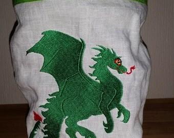 Light bag, lantern, light bag Dragon