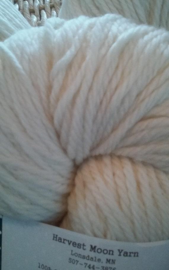 100% Cormo Wool Yarn Bulky Weight Skein