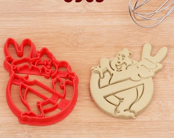 Ghostbuster Cookie Cutter ghostbusters toys,ghostbusters trap,ghostbusters ornament,ghostbusters cake,ghostbusters prop,