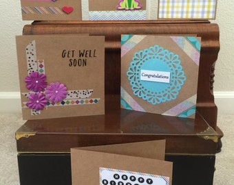 Set of 6 Assorted Cards