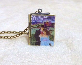 Wuthering Heights Story Locket