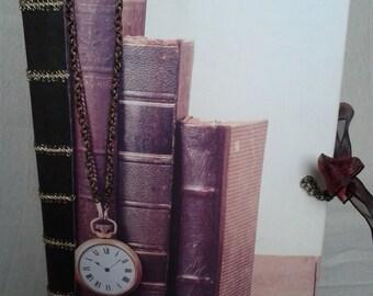 Handmade Jewelry Box Shabby Chic