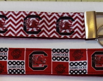 USC key fob wristlet