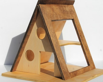 The A-Frame | A Modern Dollhouse