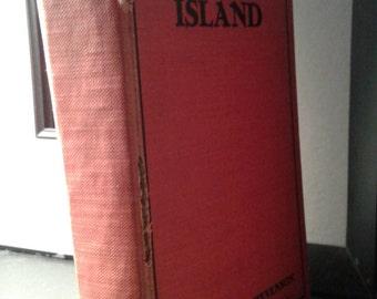 treasure island by robert louis stevenson 1920