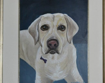 Personalized Custom pet painting