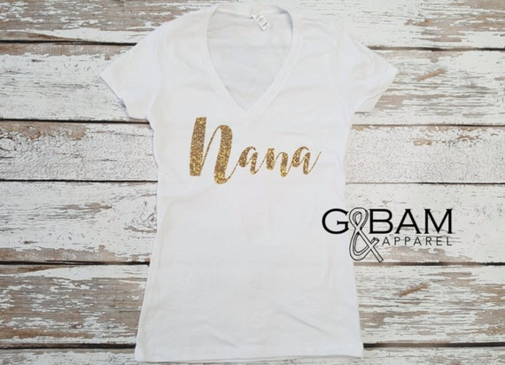Nana Shirt / Grandma Shirt / You're going to be an Nana / You're going to be an Grandma / Pregnancy reveal / Family Pregnancy reveal