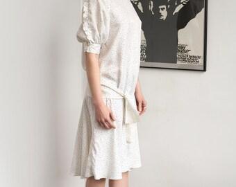 Vintage Evening Party Dress