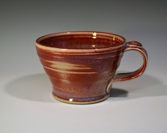 Copper Red Espresso Mug - 10oz