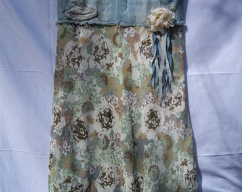 Abercrombie & Fitch Upcycled Skirt