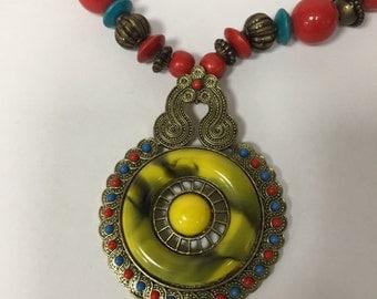 Kenya Necklace
