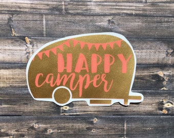"""Shop """"happy camper"""" in Paper & Party Supplies"""