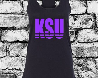 Kansas State KSU Tank Ladies