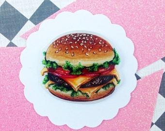 Ruby's Diner - Burger