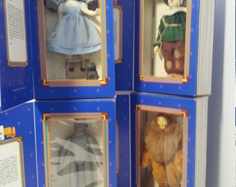 1966 Ideal Wizard of Oz Doll Set - Limited Edition