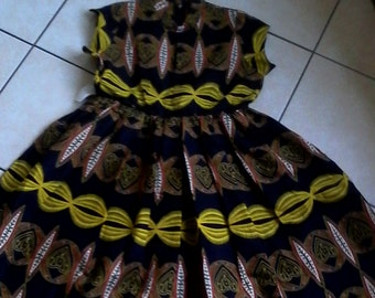Rare African Princess Dresses