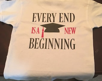 Personalized Graduation Shirt