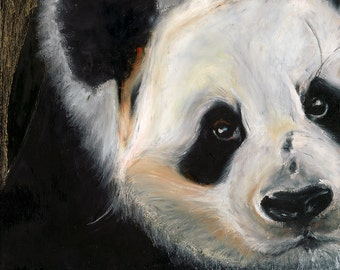 Panda PRINTS! (Giclee)