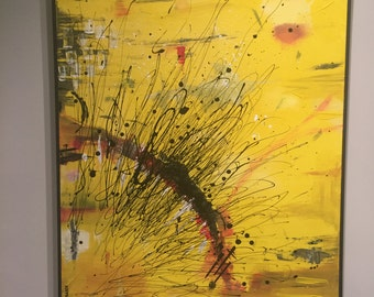 Abstract painting. Original artwork. Canvas painting. Original abstract painting. Art decor. Wall art. Quadro astratto.