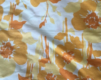Vintage Pillowcases Lady Pepperell Flower Power Set of 2