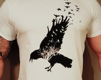 Savage Raven Tee