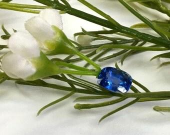 Ceylon Blue sapphire Gem Quality