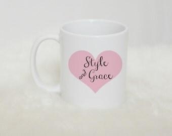 Style & grace, mug