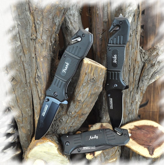 Wedding Present Knives : ... Knife , Wedding Gift, Pocket Knife, Best Man gift , Hunting Knife