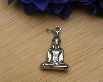 Heavy Buddha Pendant