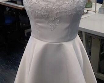 Silk Bridesmaids Dress