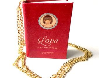 Miniature Love & Misadventure Necklace/Keychain