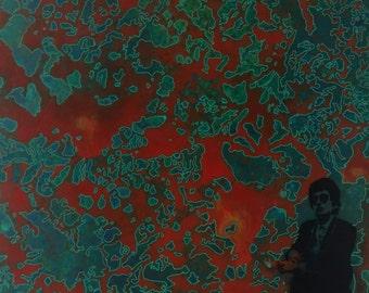 Magnet (3in x 4.5in) Original Artwork by Joel Wedberg