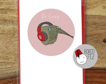 Dr Cray | Funny Birthday Card